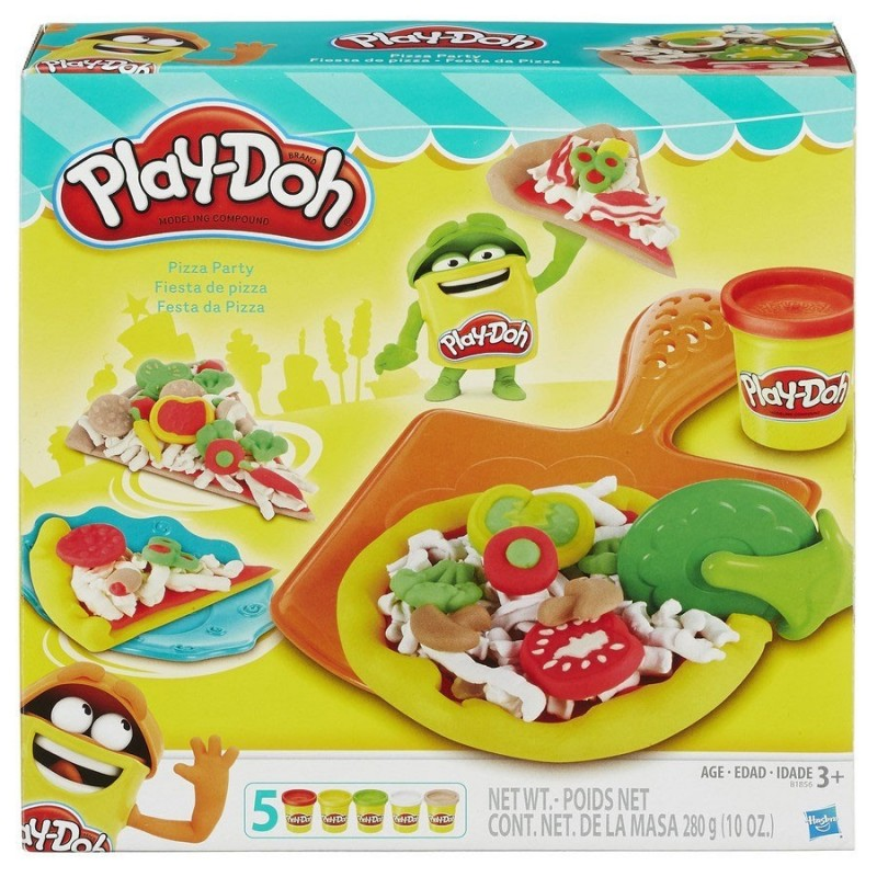 Play-Doh Pizza Party B1856