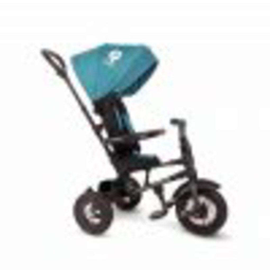 QPlay Rito Τρίκυκλο Air Wheels Green Blu (01-1212040-03)