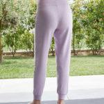 Γυναικείο Παντελόνι Φόρμας Λιλά