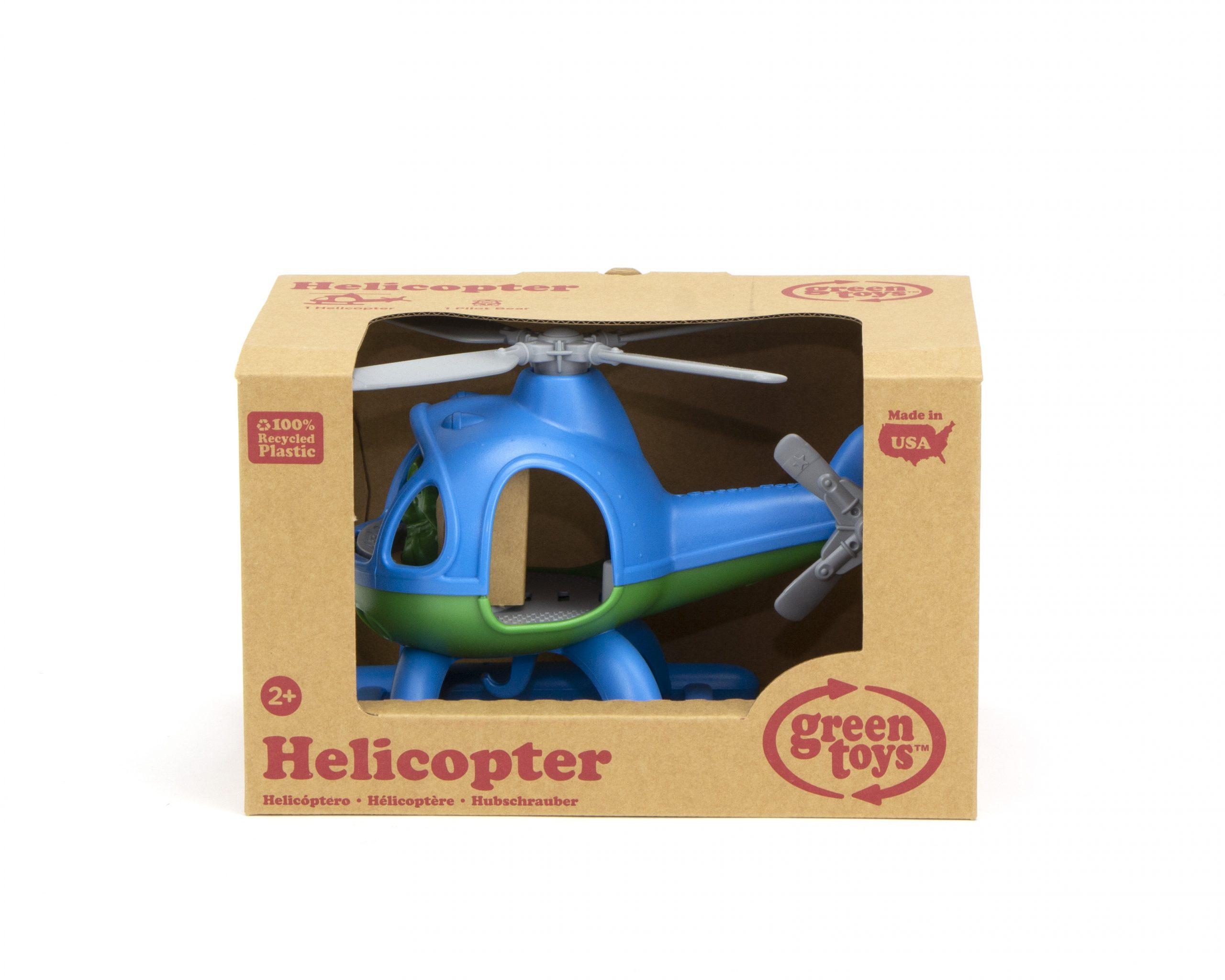 Green Toys: Ελικόπτερο Μπλε HELB-1060