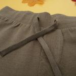 Παντελόνι Φόρμας Βαμβακερό Χακί για Αγόρι