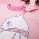 Πιτζάμα Φέλπα Ροζ με Γατάκια για Κορίτσι