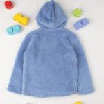 Ζακετάκι - Ρόμπα Γαλάζιο για Αγόρι