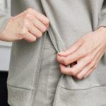 Γυναικεία Μπλούζα Θηλασμού Φούτερ Πράσινο Ανοιχτό