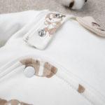 Σετ Σαλοπέτα και Μπλουζάκι Βαμβακερό με Σκυλάκια για Αγόρι