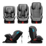 Kinderkraft Κάθισμα Αυτοκινήτου Vado With Isofix System Grey