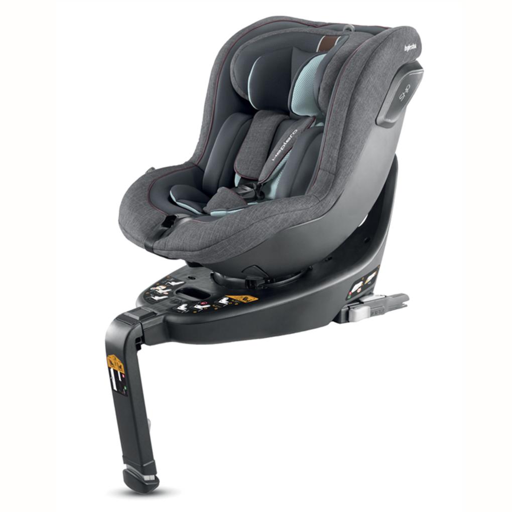 Inglesina Κάθισμα Αυτοκινήτου Keplero - Γκρι