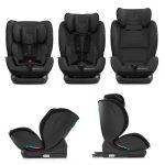 Kinderkraft Κάθισμα Αυτοκινήτου Myway With Isofix System Black