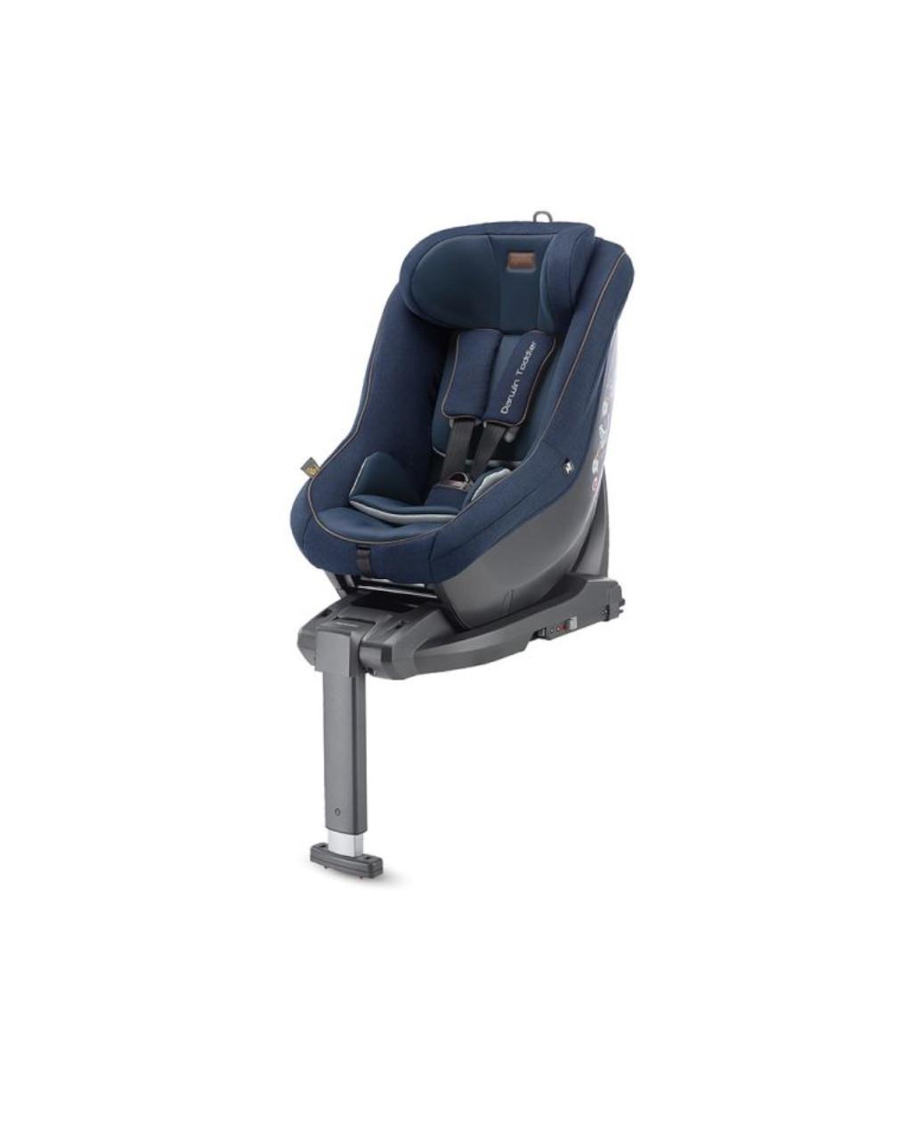 Inglesina Darwin Toddler I-Size 105 Cm Κάθισμα Αυτοκινήτου Aptica Portland Blue
