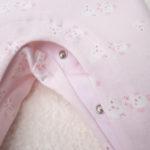 Φορμάκι Βαμβακερό Ροζ με Αρκουδάκια για Κορίτσι