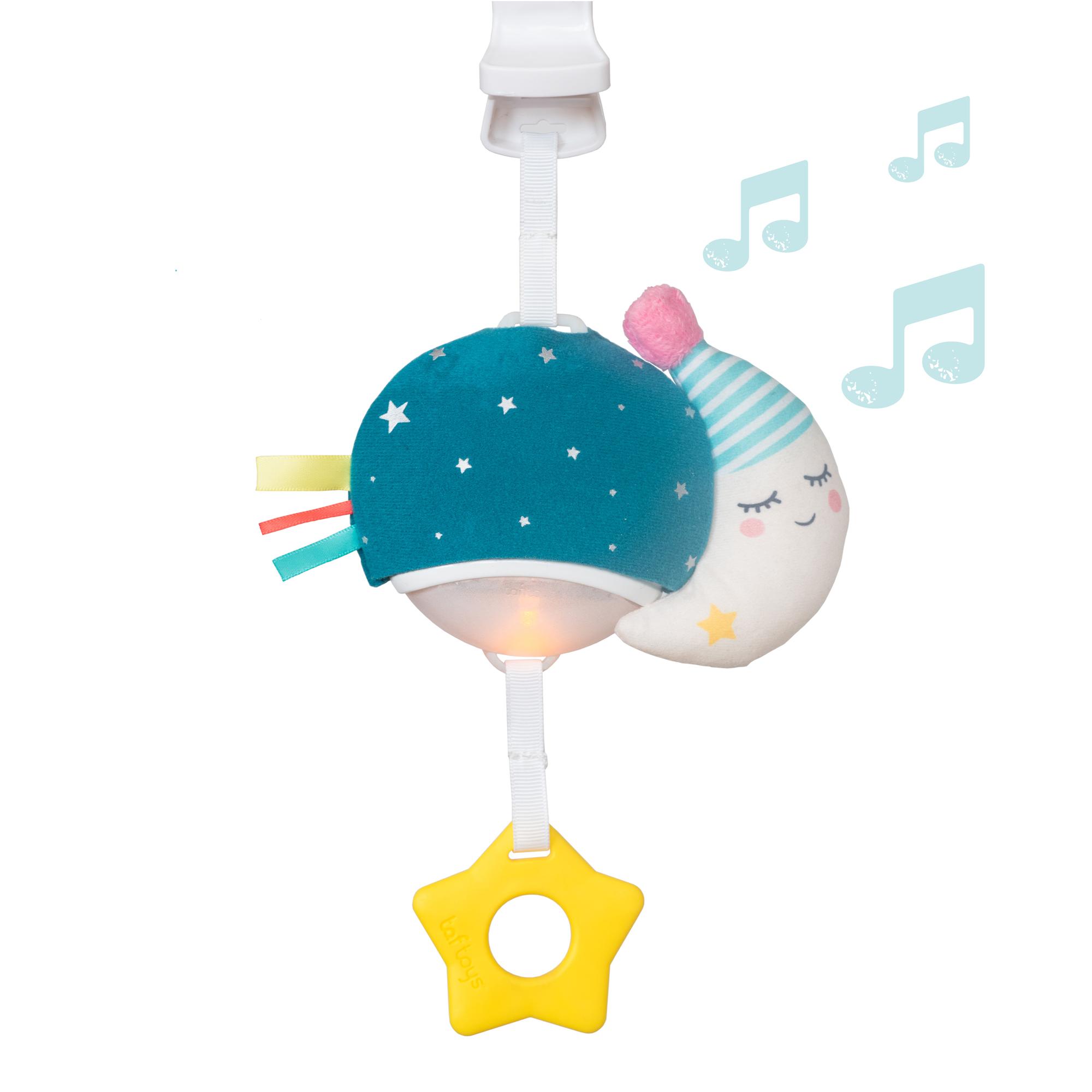Taf Toys Κρεμαστό Μουσικό Παιχνίδι Musical Mini Moon T-12585