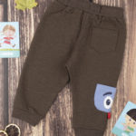 Παντελόνι Φόρμας με Στάμπα Πράσινο για Αγόρι