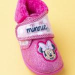 Παντοφλάκια Κλειστά με Γούνα Minnie για Κορίτσι D3010188T