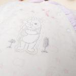 Φορμάκι Σενίλ Winnie the Pooh για Κορίτσι