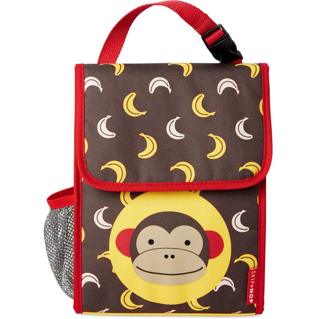 Skip Hop Zoo Παιδική Ισοθερμική Τσάντα Μαϊμού