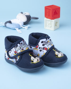 Παντοφλάκια Κλειστά Mickey Mouse για Αγόρι D2010139T