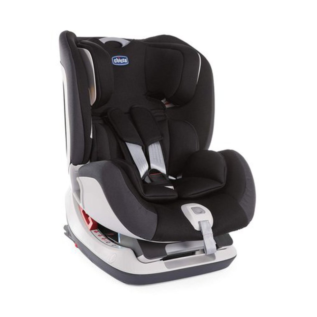 Chicco Κάθισμα Αυτοκινήτου Seat Up 012 Jet - Μαύρο