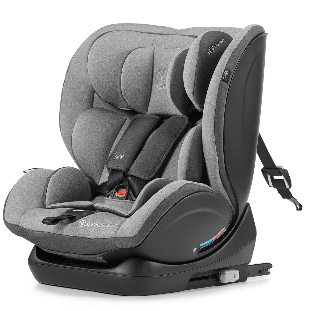 Kinderkraft Κάθισμα Αυτοκινήτου Myway With Isofix System Grey