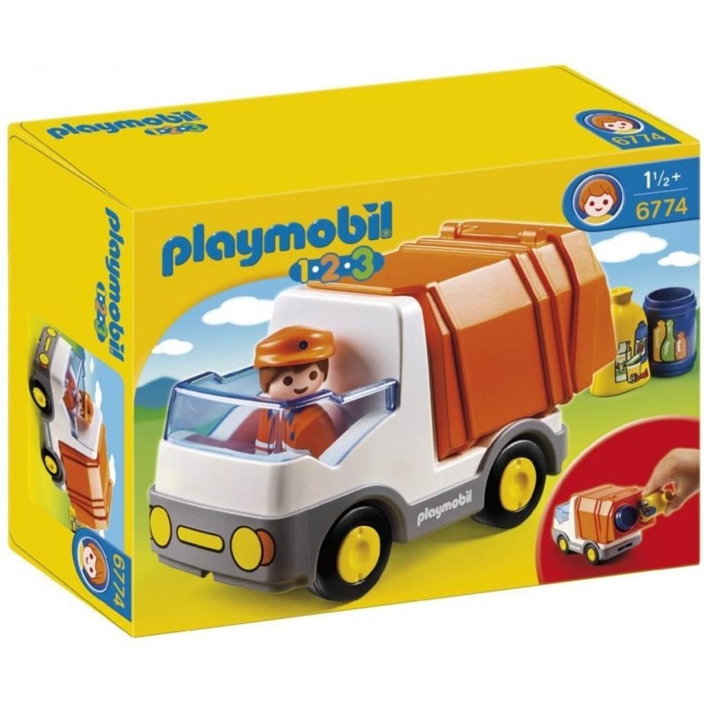 Playmobil Απορριμματοφόρο όχημα