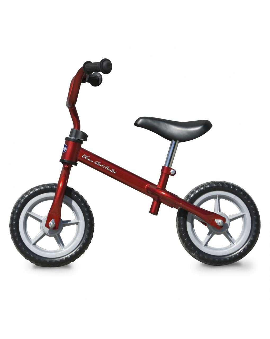 CHICCO  Ποδήλατο Ισορροπίας RED BULLET