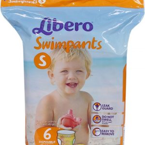 LIBERO SWIMPANTS SMALL  7-12kg