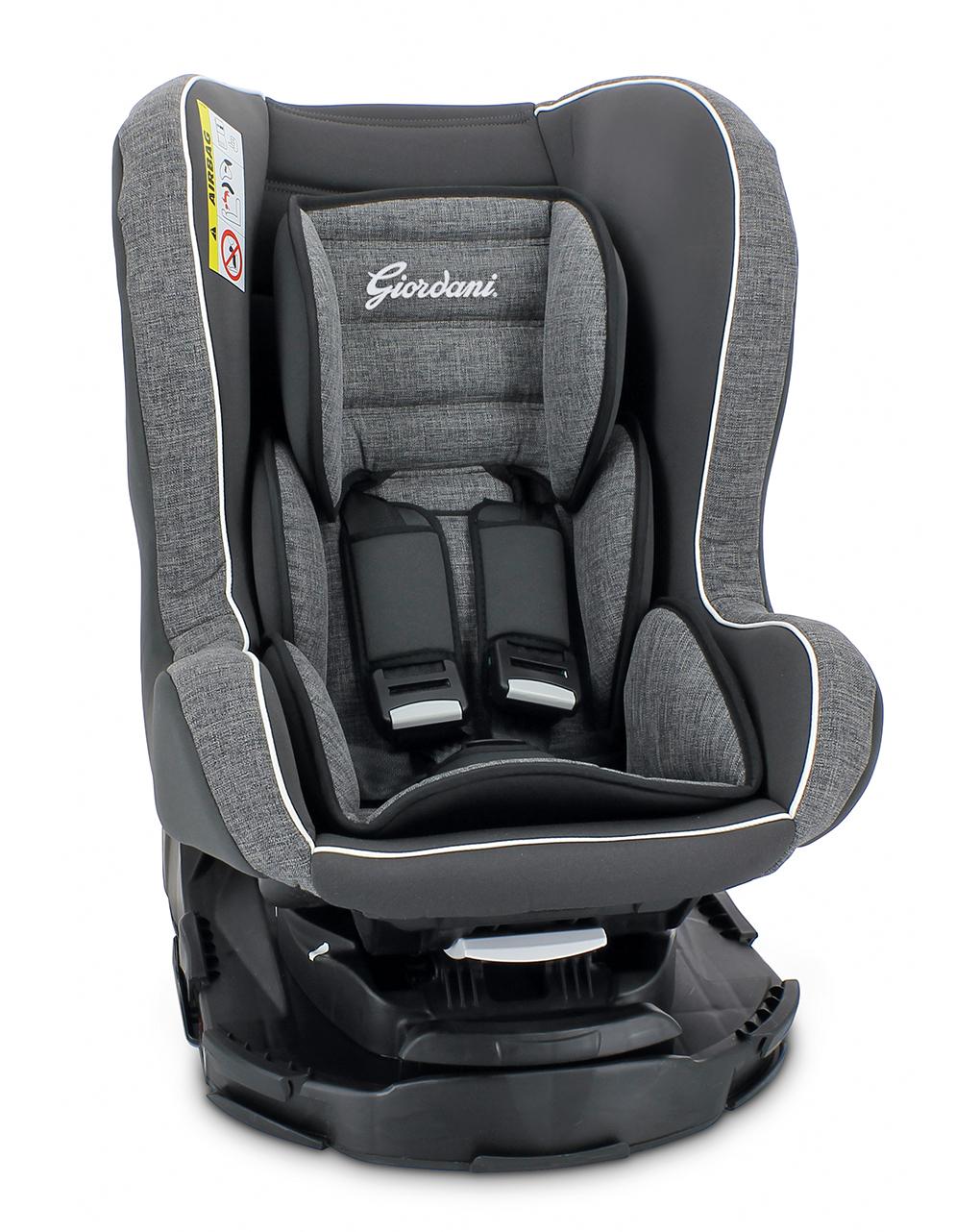 Giordani Κάθισμα Αυτοκινήτου Galaxy 2.0 Γκρι