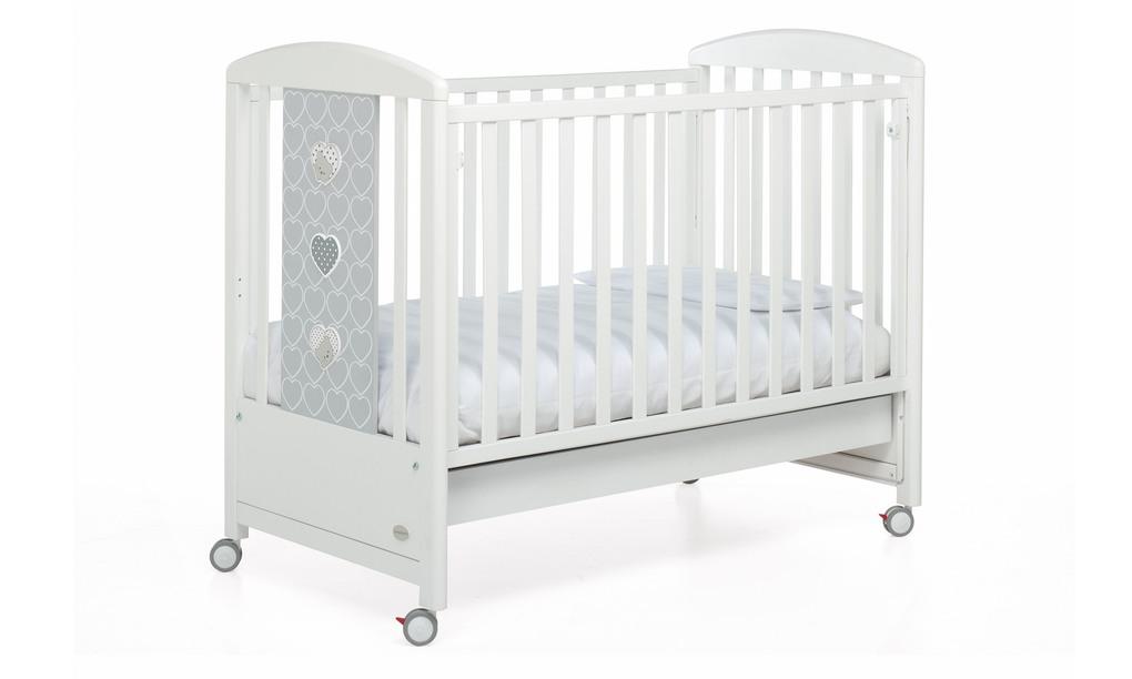 Foppapedretti Κρεβάτι Lovely 73×108×131 cm