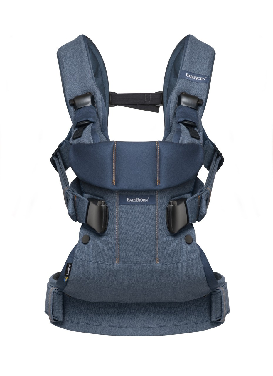 BABY CARRIER ONE CLASSIC DENIM/MIDNIGHT