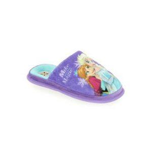 Παιδικές Παντόφλες Parex Frozen Μωβ για Κορίτσι