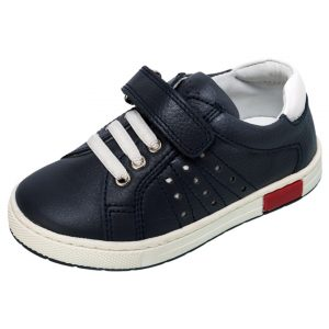 Sneakers Chicco Campus Μπλε Μεγ.23-24 για Αγόρι