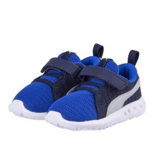 ΑΘΛΗΤΙΚΑ PUMA 190074 Carson 2 V Inf BLUE ΜΕΓ.20-27