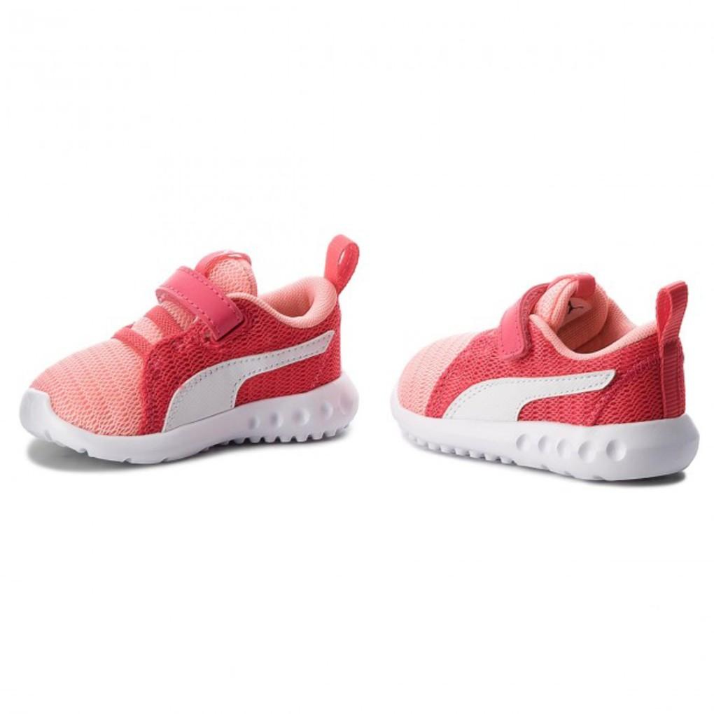 Αθλητικά Παπούτσια Puma 190074 Carson 2 V Inf Peach Μεγ.20-27 για Κορίτσι