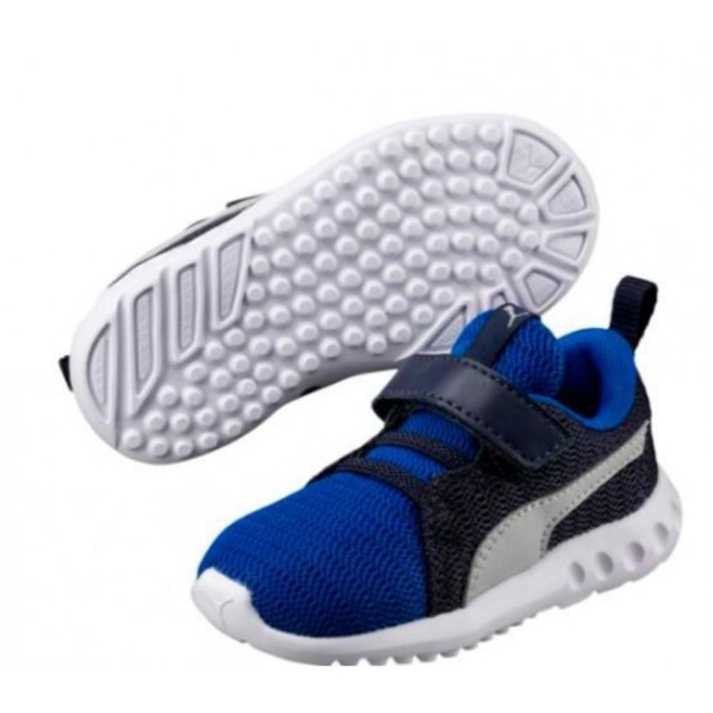 Αθλητικά Παπούτσια Puma 190565 Carson 2 V PS Blue Μεγ.28-35 για Αγόρι