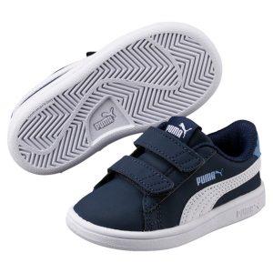 Αθλητικά Παπούτσια Puma 365184 Smash v2 Buck V In Μεγ.20-27 για Αγόρι