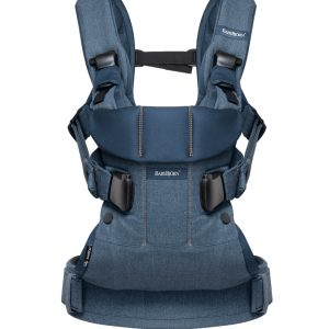 ΜΑΡΣΙΠΟΣ BABY CARRIER ONE CLASSIC DENIM/MIDNIGHT