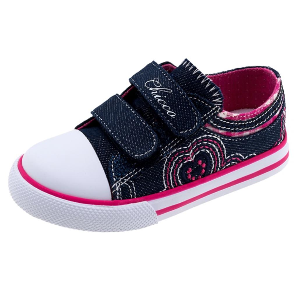 Sneakers Chicco Cherry Μπλε Μεγ.20-24 για Κορίτσι