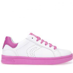 Sneakers Geox J DJRock Girl Μεγ.28-34 για Κορίτσι