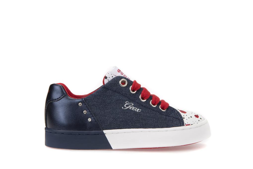 Sneakers Geox JR Ciak Girl Μεγ.24-27 για Κορίτσι