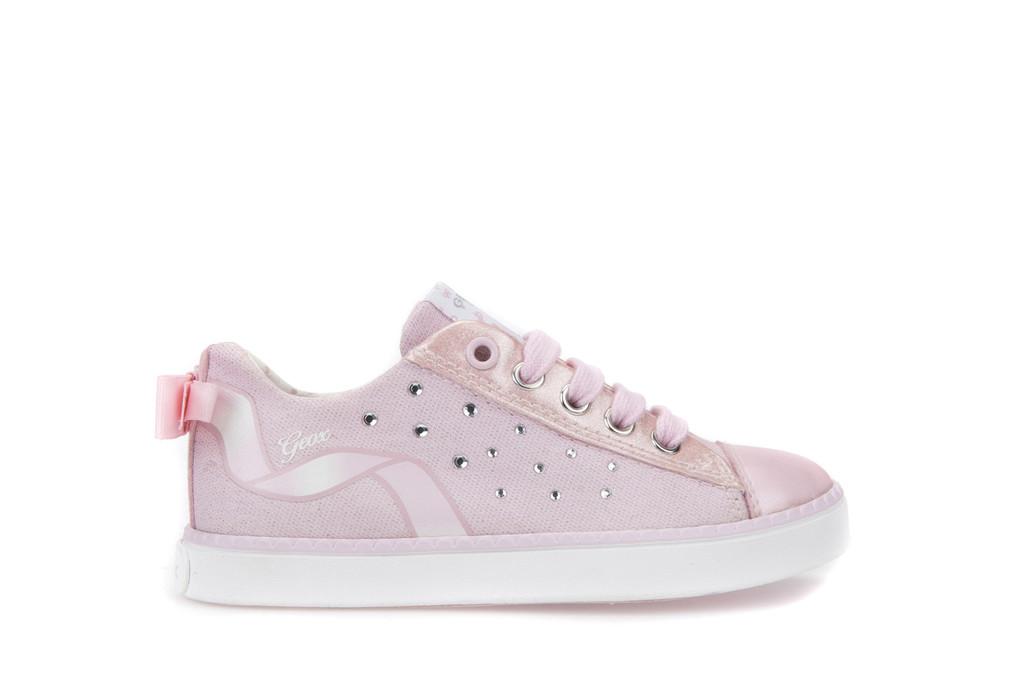 Sneakers Geox JR Ciak Girl Pink Μεγ.24-27 για Κορίτσι