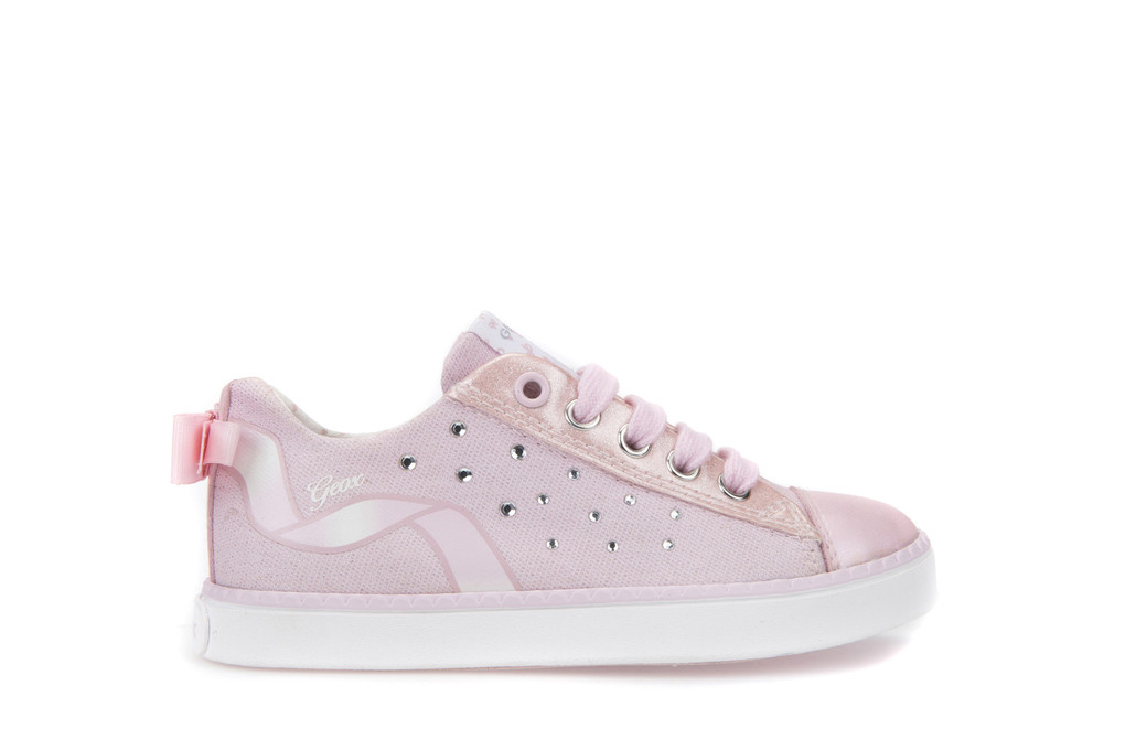 Sneakers Geox JR Ciak Girl Pink Μεγ.28-32 για Κορίτσι