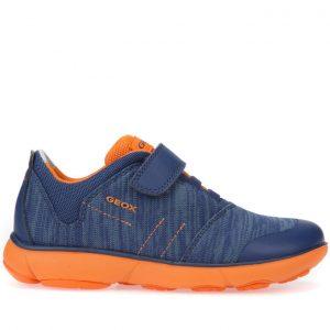Sneakers Geox J Nebula Μεγ.24-27 για Αγόρι