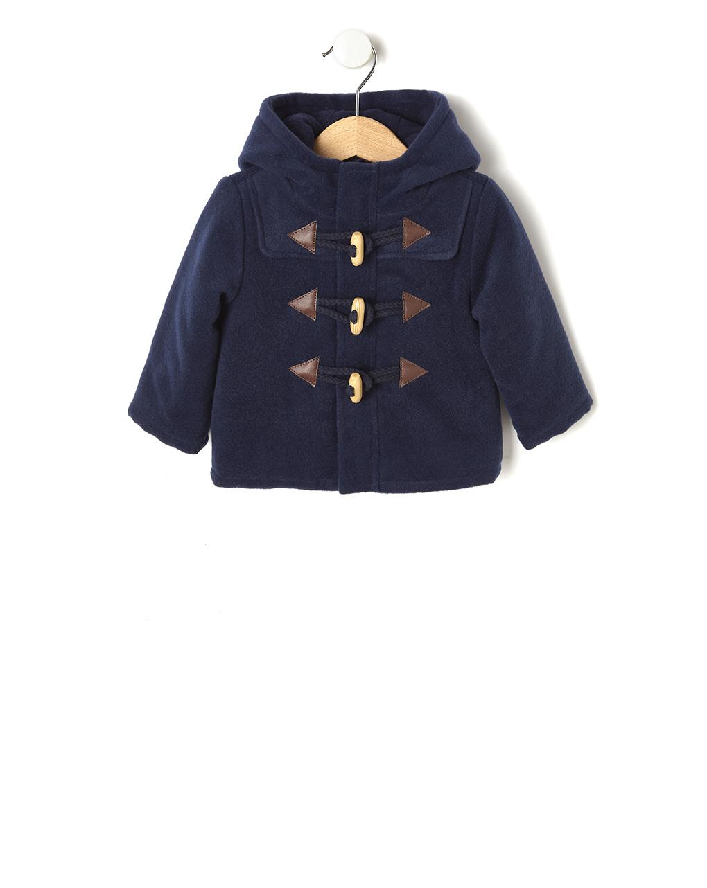 Παλτό με Επένδυση για Αγόρι