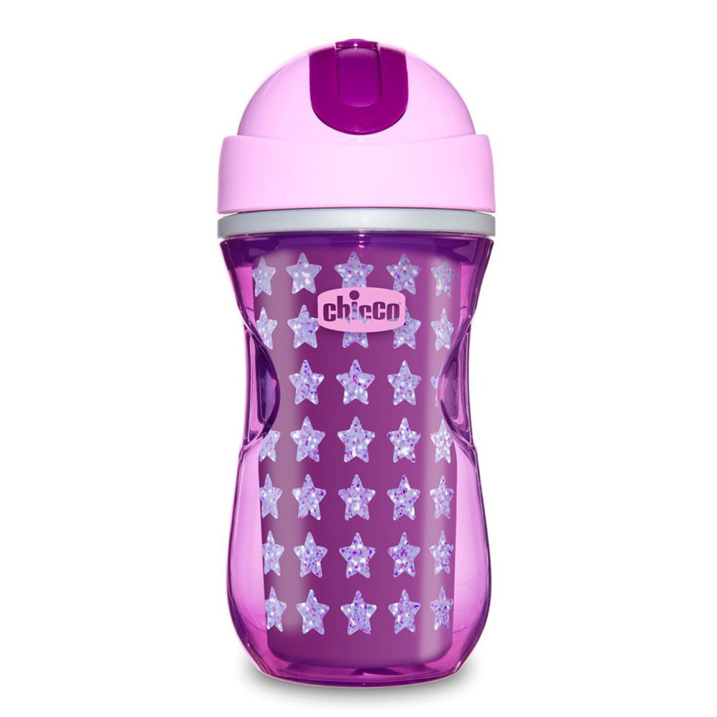 Chicco Παγούρι Sport 14+ μηνών Ροζ