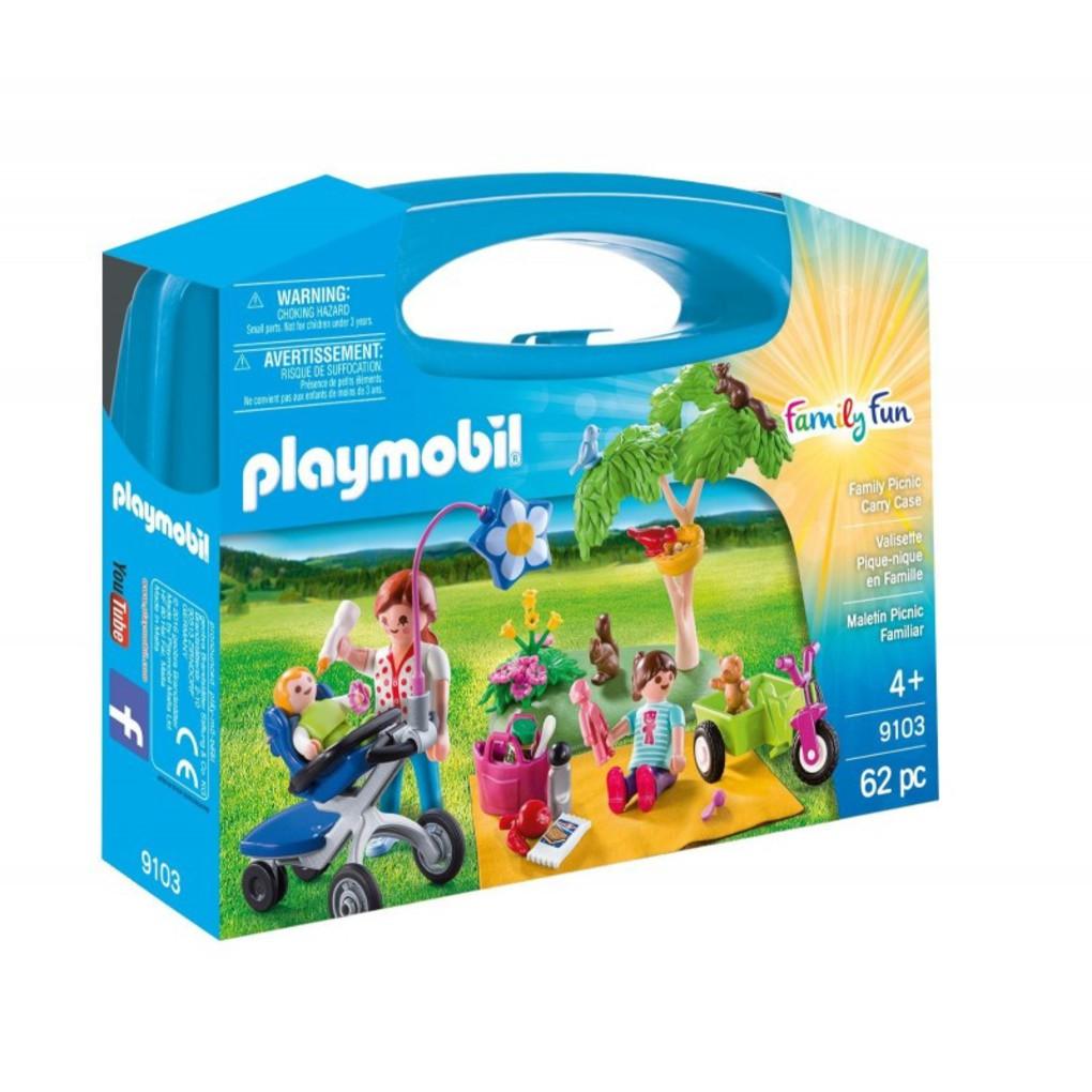 Playmobil Maxi Βαλιτσάκι Πικ-νικ στην εξοχή