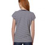 Γυναικείο T-Shirt Θηλασμού Ριγέ