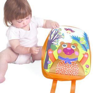 Oops Τσάντα Πλάτης Happy Backpack Bear
