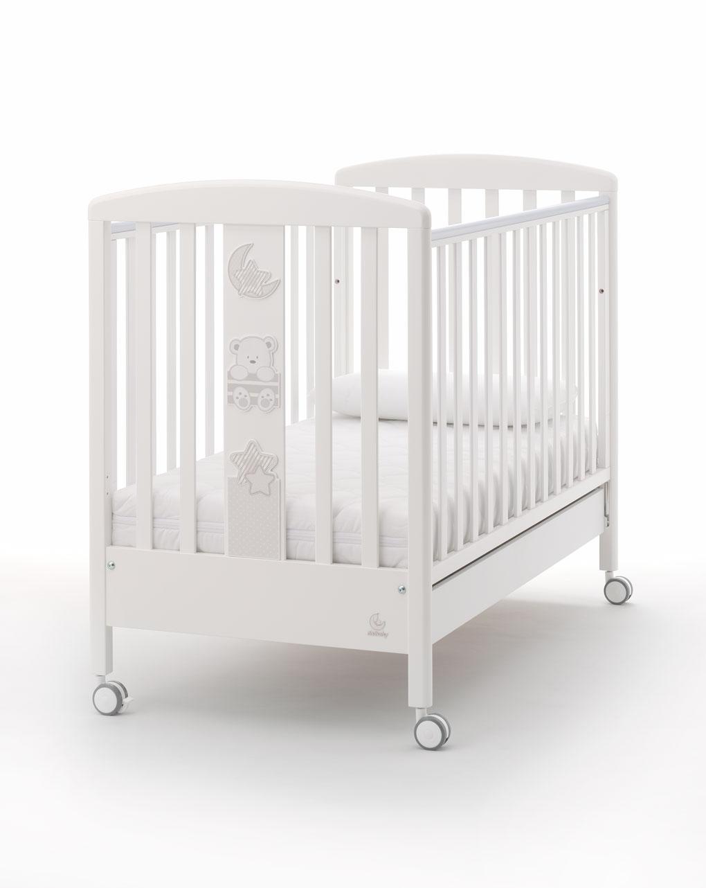 Ιtalbaby Κρεβάτι My Teddy Tortora 130x70x103 cm