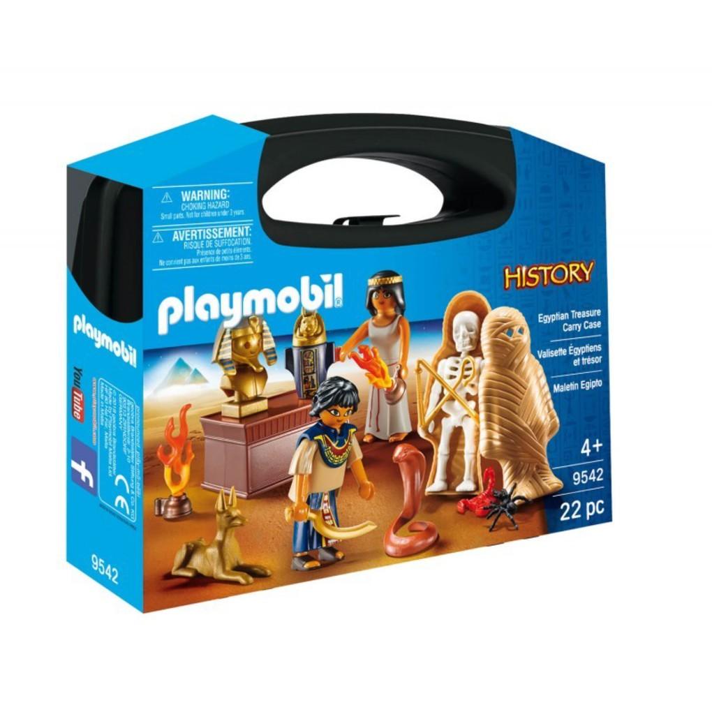 Playmobil Maxi Βαλιτσάκι Aρχαία Αίγυπτος