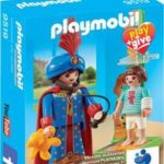 PLAYMOBIL PLAY & GIVE, ΜΑΓΙΚΟΣ ΠΑΙΔΙΑΤΡΟΣ