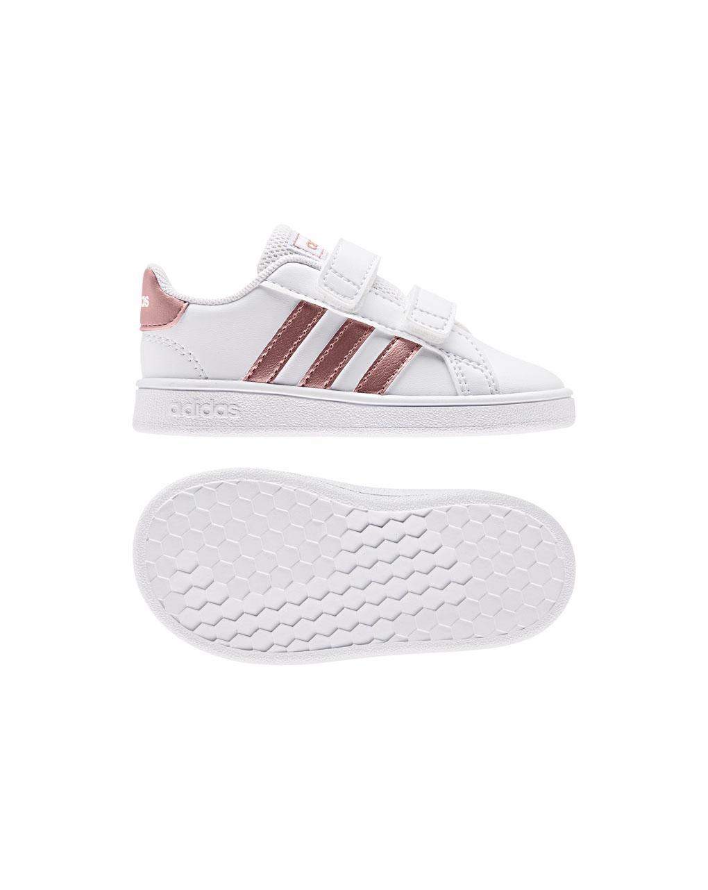 Αθλητικά Παπούτσια Adidas Grand Court I EF0116 για Κορίτσι